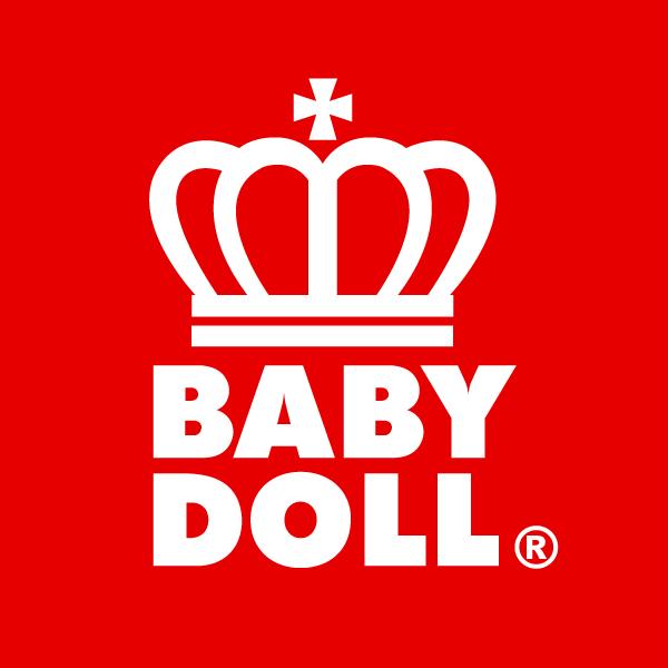 BABYDOLL(ベビードール)|インパクトある王冠マークと鮮やかな色使いが人気のベビー・子ども服ブランド